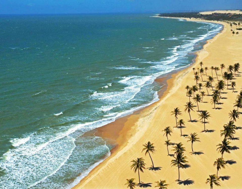 Brasile Ceara terra di vento e kite la rotta delle emozioni