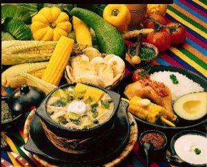 Colombia cosa mangiare