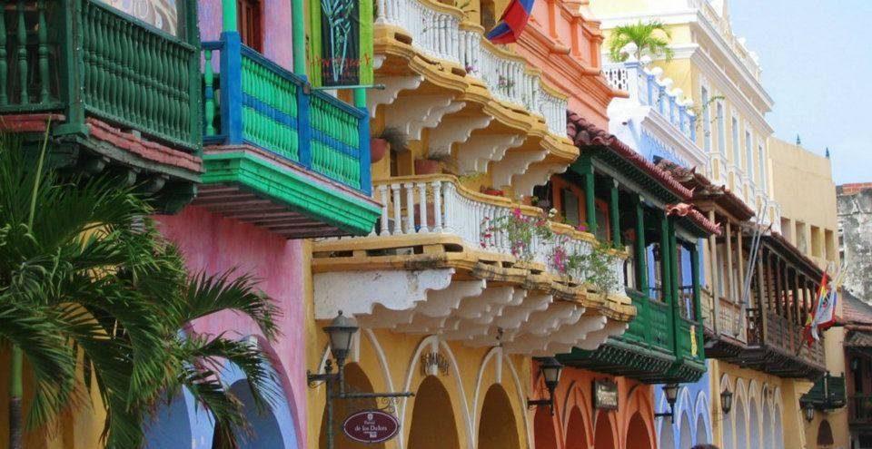 Colombia con mucho gusto la rotta delle emozioni