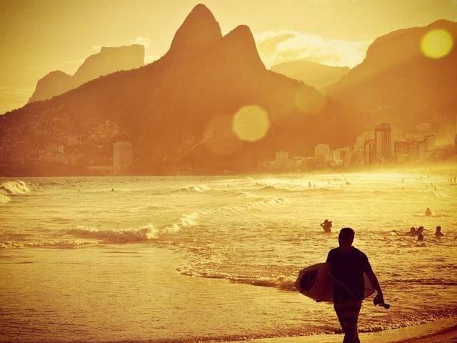 Brasile Pioggia a Rio la rotta delle emozioni