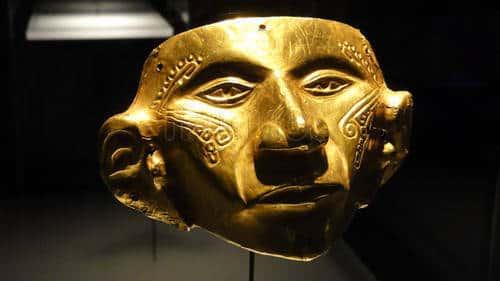 Bogota museo dell oro