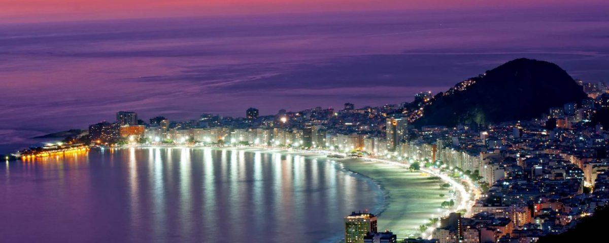 Brasile una serata a Rio