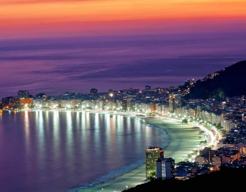 Brasile una serata a Rio la rotta delle emozioni
