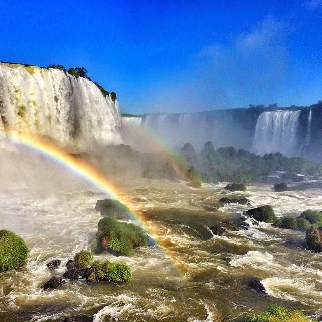 Brasile le bellezze della natura la rotta delle emozioni