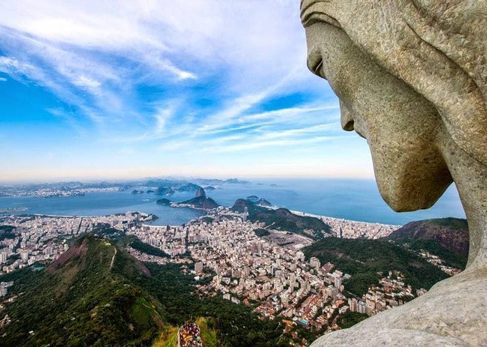 Grand Tour Brasile - Rio Corcovado la rotta delle emozioni