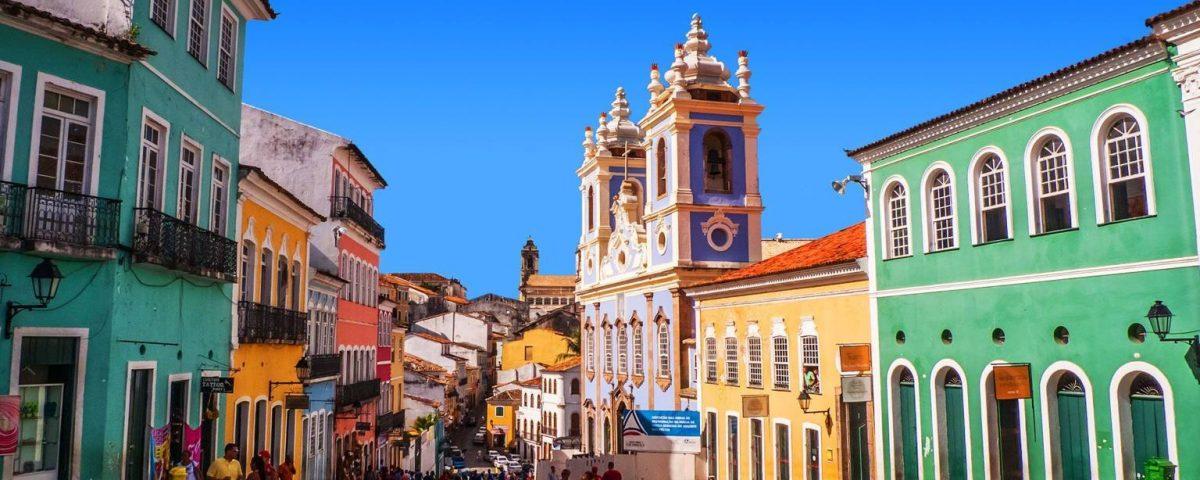 Grand Tour Brasile - Salvador de Bahia