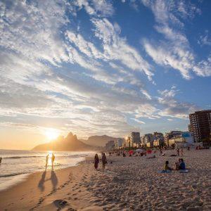 Grand Tour Brasile - Spiaggia Ipanema