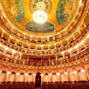 Grand Tour Brasile - Teatro Manaus