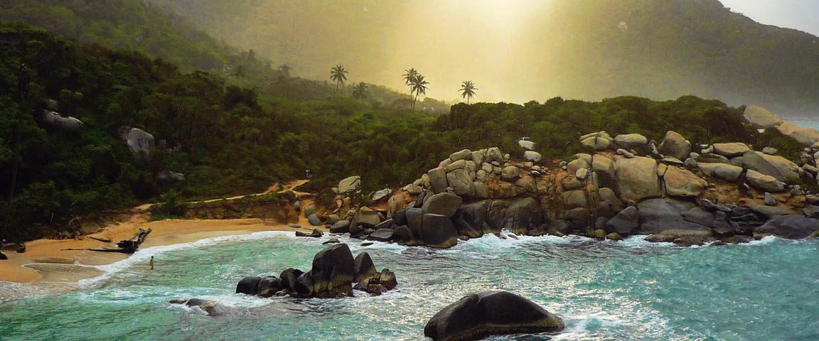 Offerta Tour Easy Beach Colombia - Parco Tayrona