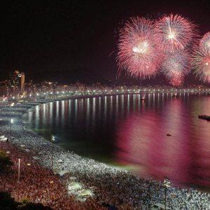 Tour Brasile del Sud - Capodanno Copacabana