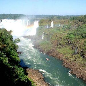 Tour Brasile del Sud - Cascate Iguacu la rotta delle emozioni