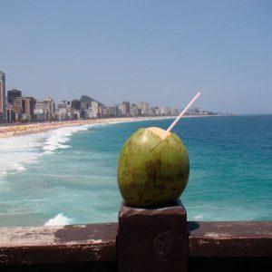 Tour Brasile del Sud - Cocco Copacabana