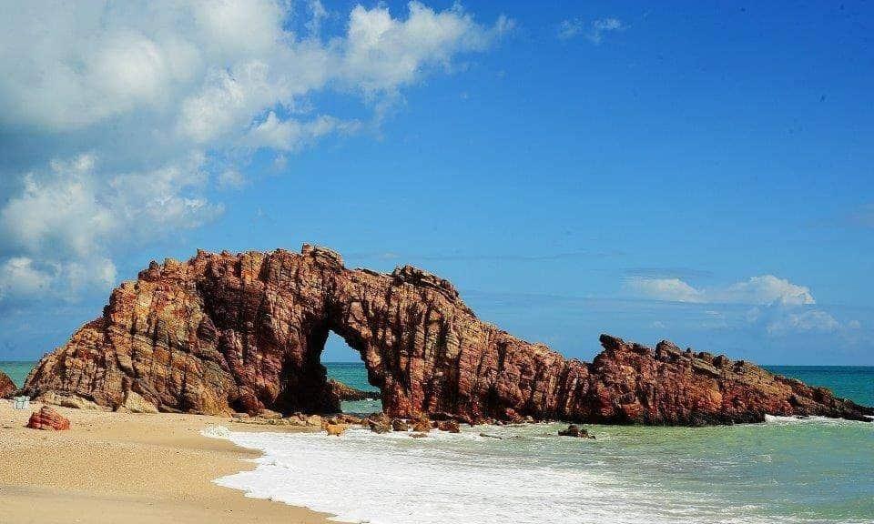 Tour La Rotta delle Emozioni - Pedra Furada Jericoacoara