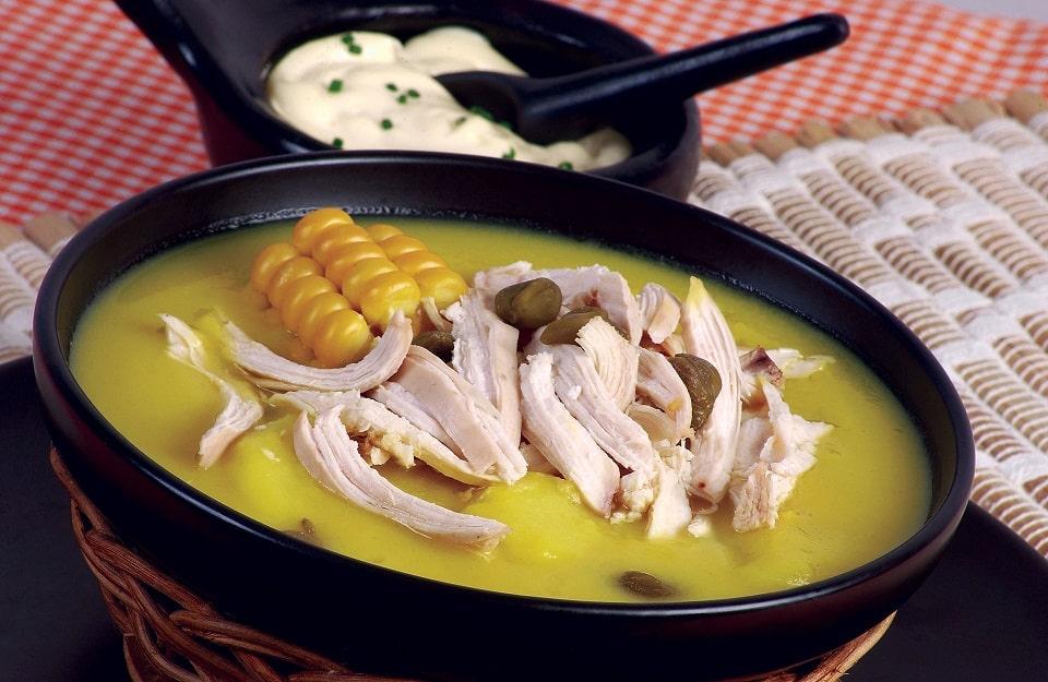 Sapori tradizionali della cucina della Colombia