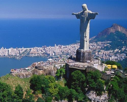 Rio de Janeiro la rotta delle emozioni