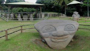 Parque arqueológico de San Agustín la rotta delle emozioni