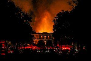 incendio museo rio la rotta delle emozioni