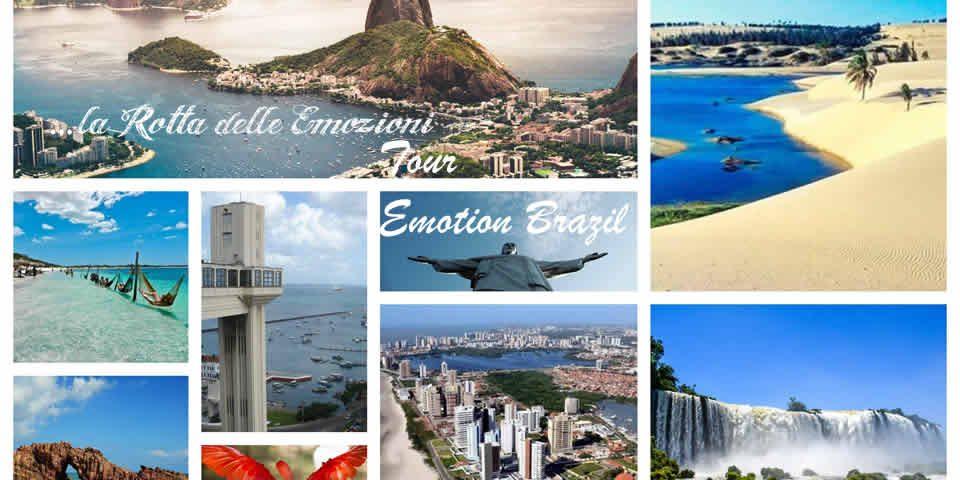 emotion brazil la rotta delle emozioni