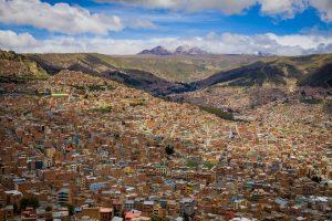 bolivia classica - la paz