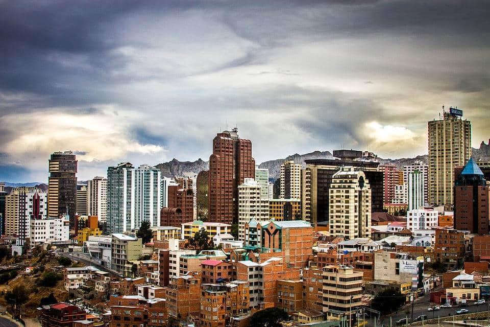estensione bolivia-la paz - web