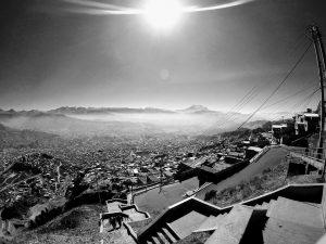 la rotta delle emozioni la paz bolivia