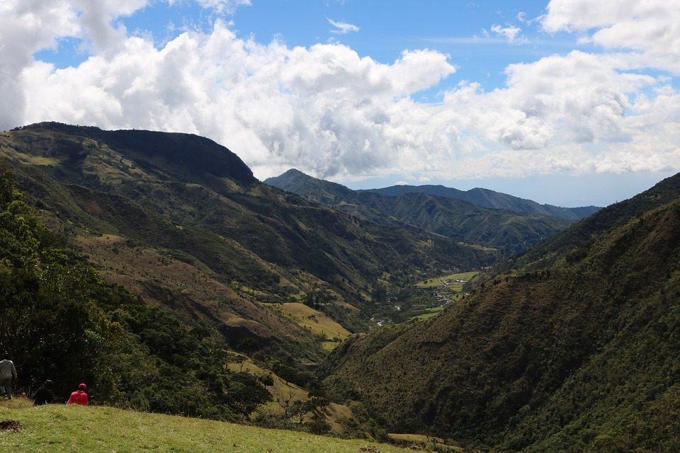 colombia-cauca valley-rotta delle emozioni