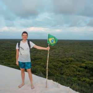 brasile, la rotta delle emozioni